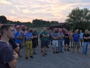 """Biogasanlagen: """"Sommerexkursion"""" der Feuerwehrkommandanten"""