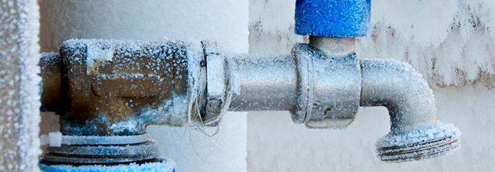 Kein Offenes Feuer Bei Eingefrorener Wasserleitung